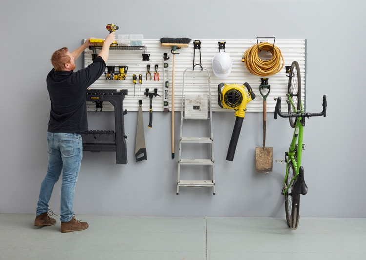 STANLEY Track Wall System